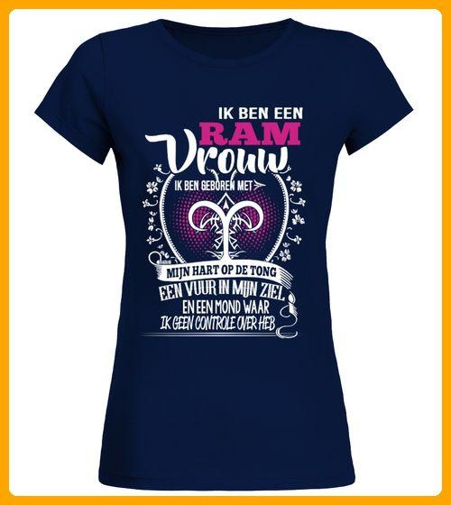 IK BEN EEN RAM VROUW - Shirts für zelter (*Partner-Link)