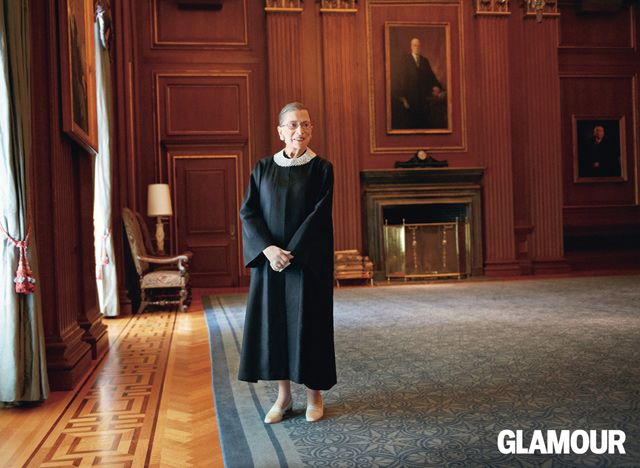 Supreme Court Justice Ruth Bader Ginsburg: The Supreme Force