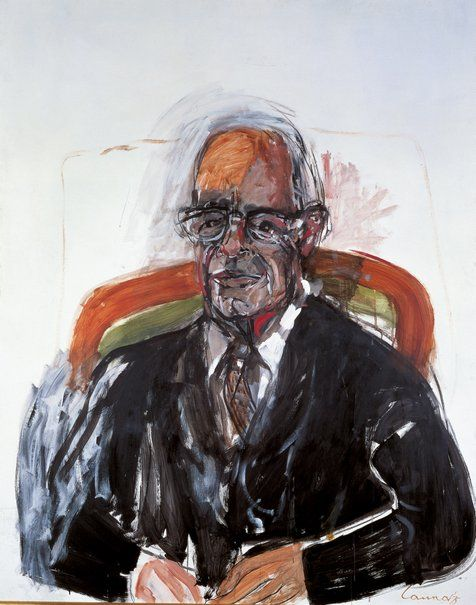 Winner: Archibald Prize 1975 Kevin Connor  Title     The Hon Sir Frank Kitto, KBE Medium     oil on board