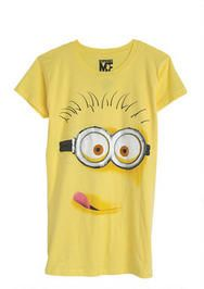Dispicable Me Minion Tee- I am so getting these shirts for me and the girls!
