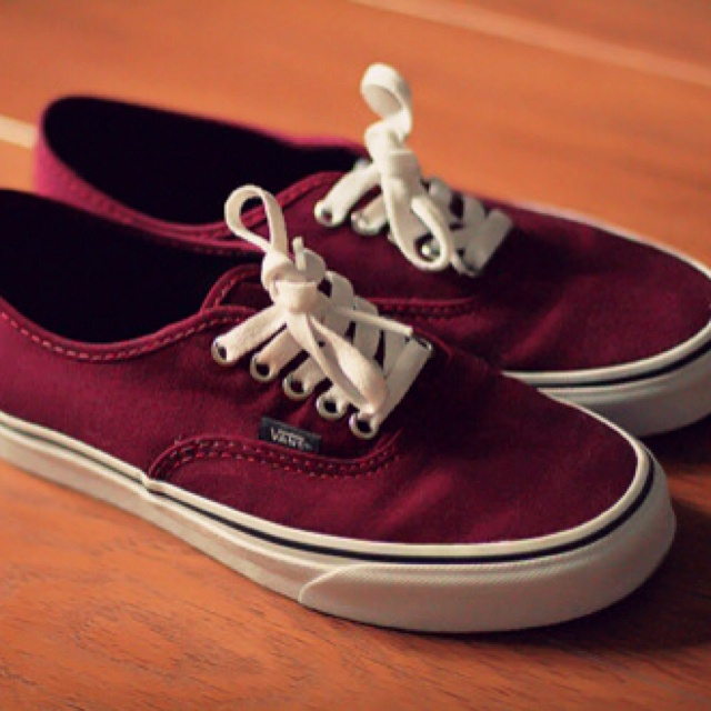 1000  ideas about Maroon Vans on Pinterest | Vans, Vans sneakers ...