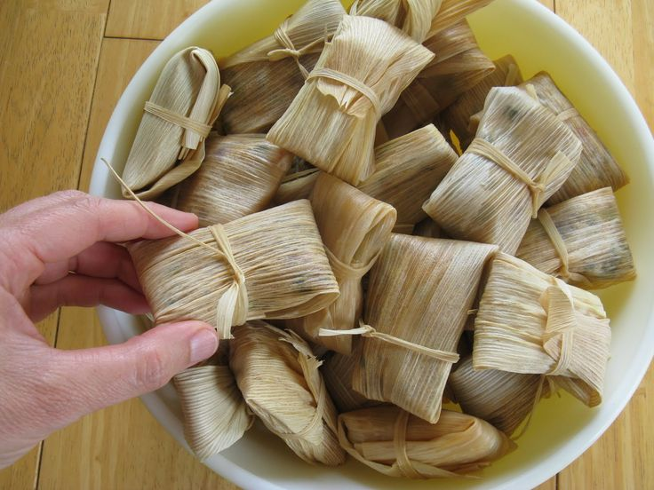 Mini Tamales Mexican Christmas Party Ideas Pinterest
