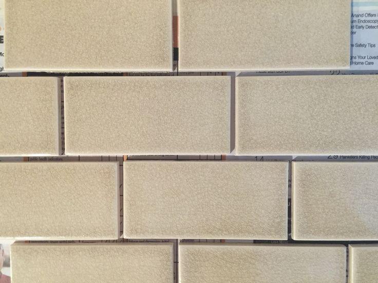 33 Offset Running Bond Subway Tile Pattern 3x6 Quot Tiles