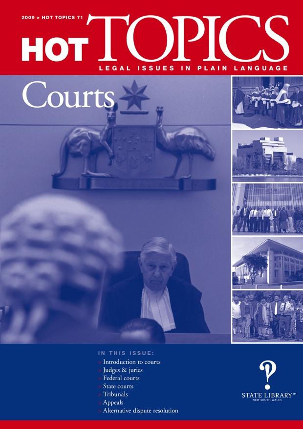 Hot Topics 71 - Courts