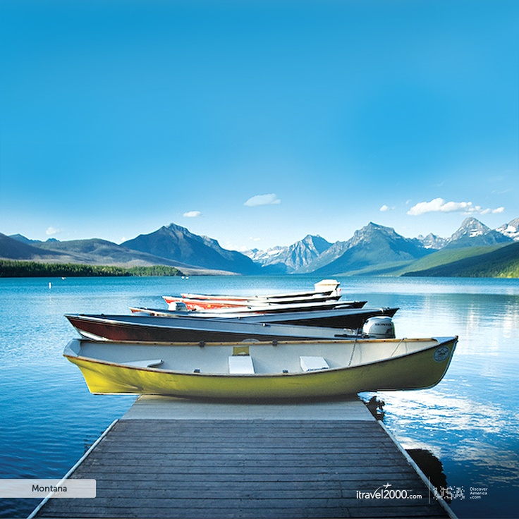 Montana   #itravel2000 and #Discover