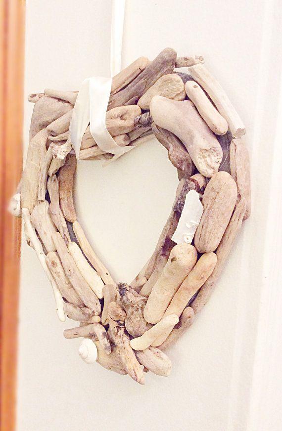 Heart Wreath Driftwood Heart Wreath Driftwood by DaisysDriftwood
