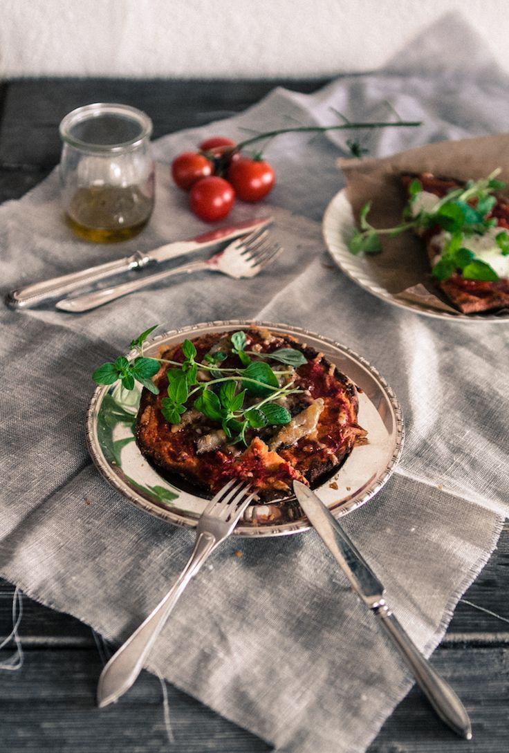 Torkkuja ja nokkosia: Gluteeniton pizza, joka lyö laudalta kaikki edeltäjänsä