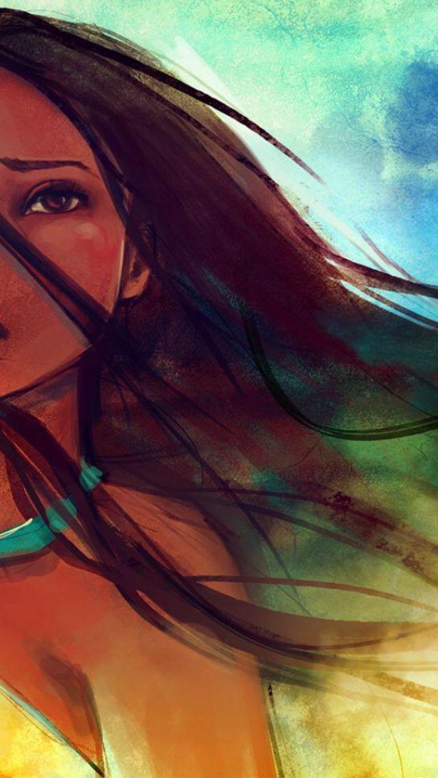 Best hair : Pocahontas