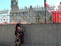 """Edimburgo es cariñosamente apodada """"Auld Reekie"""", o vieja chimenea. Ven a descubrir por qué!"""