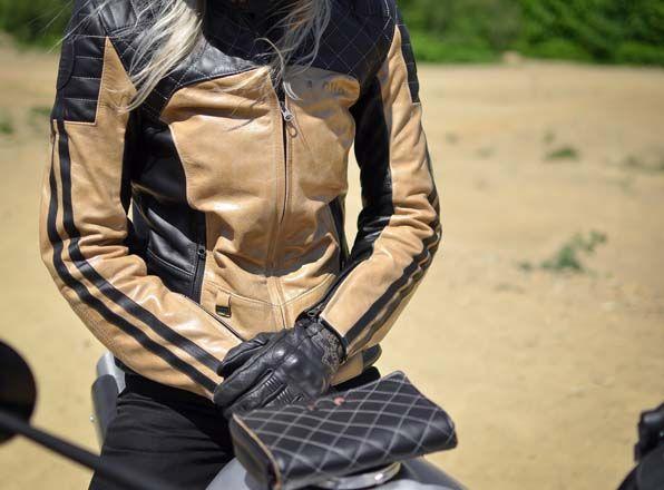 furygan et viba + veste moto femme + veste moto femme haute couture + 2016