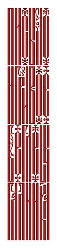 Vyaz (Vjaz), Old Russian Interloc Script, Font