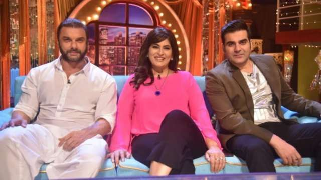 The Drama Company Special Guest, Arbaz Khan, Sohail Khan, Episode 28, 21st October 2017, Special Guest Episode 28, 21st October 2017, Written Updates