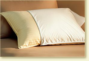 Pacific Coast Pillow Protector - Pacific Coast Feather Company.  Keep your favorite pillows clean and protected :): Feather Fuzzies, Coast Feather, Pillow Protector, Favorite Pillows, Coast Pillow, Feather Company, Must Have Products, Basic Pillow