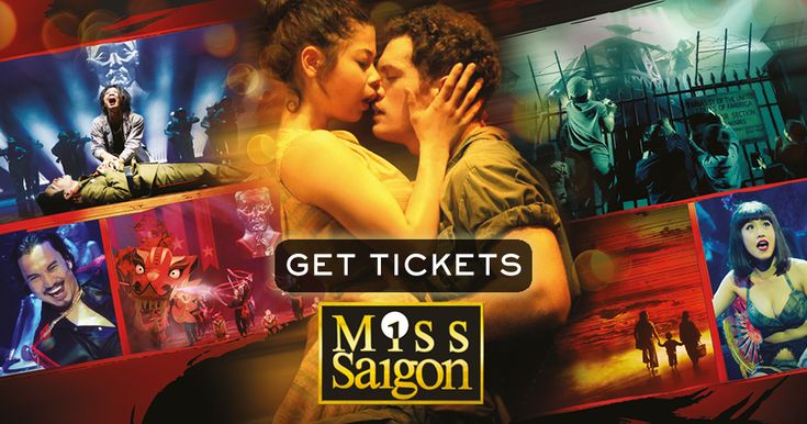 Miss Saigon: 25th Anniversary Performance: Cinema Screenings & Ticket Booking - The Official Showtimes Destination
