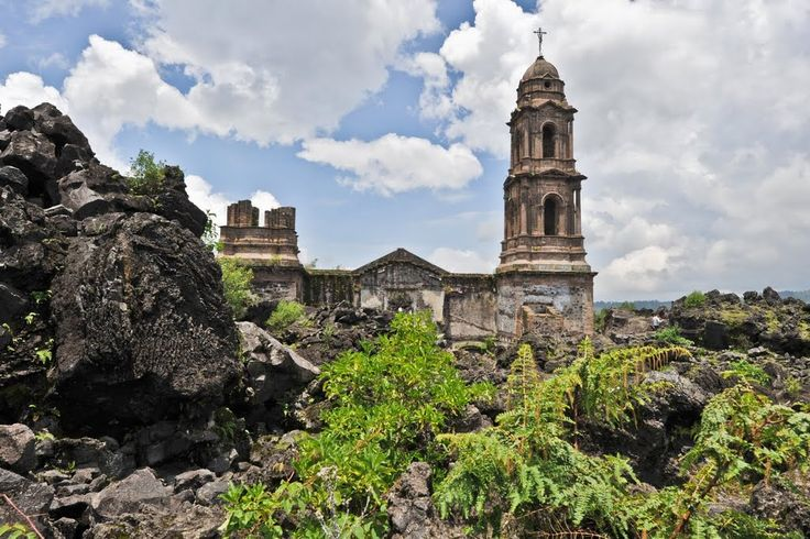 San Juan Parangaricutiro - Michoacán