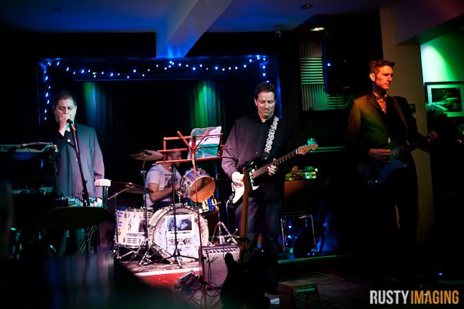 Crumplehorns, Live at The Cask, 28th Feb 2014