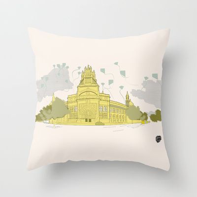 Decorative Pillows Victoria Bc : V&A - Victoria and Albert Museum Throw Pillow Thank you gifts, Nice and London