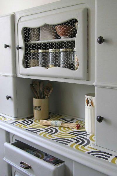 Les Meilleures Idées De La Catégorie Vaisselier Sur Pinterest - Renovation meuble cuisine pour idees de deco de cuisine
