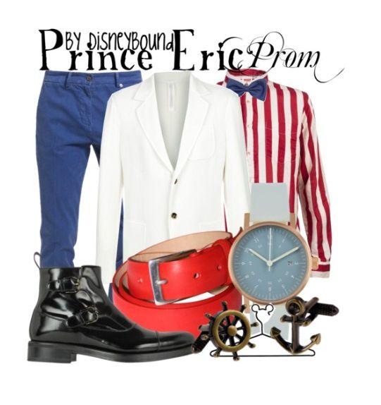Prince Eric prom