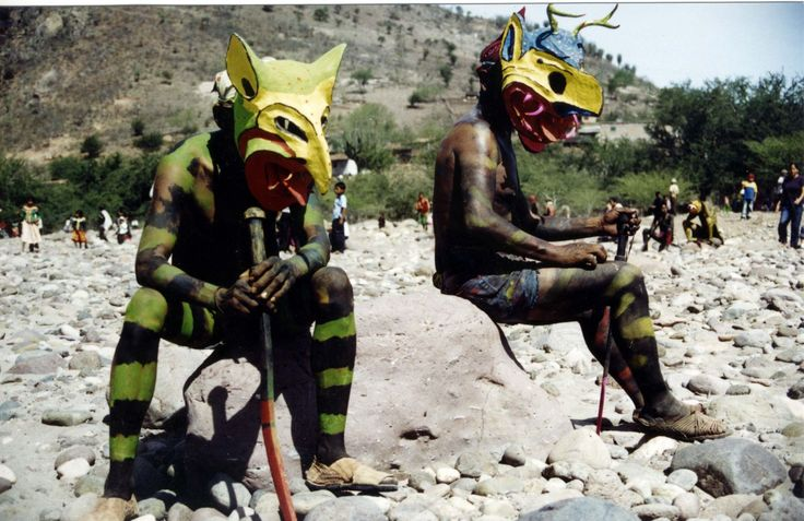 Emilio Téllez's trippy documentary 'Tiyarus' takes a look into the Cora people's Holy Week celebration in Nayarit, Mexico.