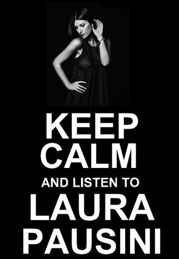 any bad day can be fixed with laura pausini