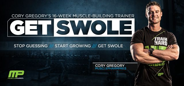 how to get swole in a month