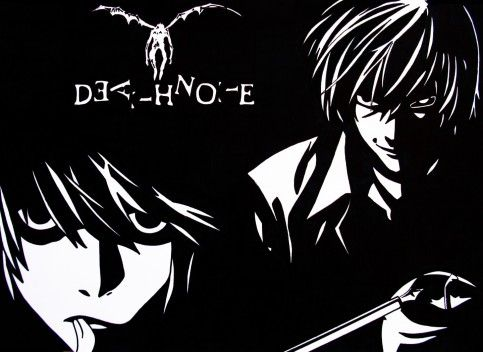 19 best Death Note images on Pinterest Manga, Anime cosplay and Book - death note