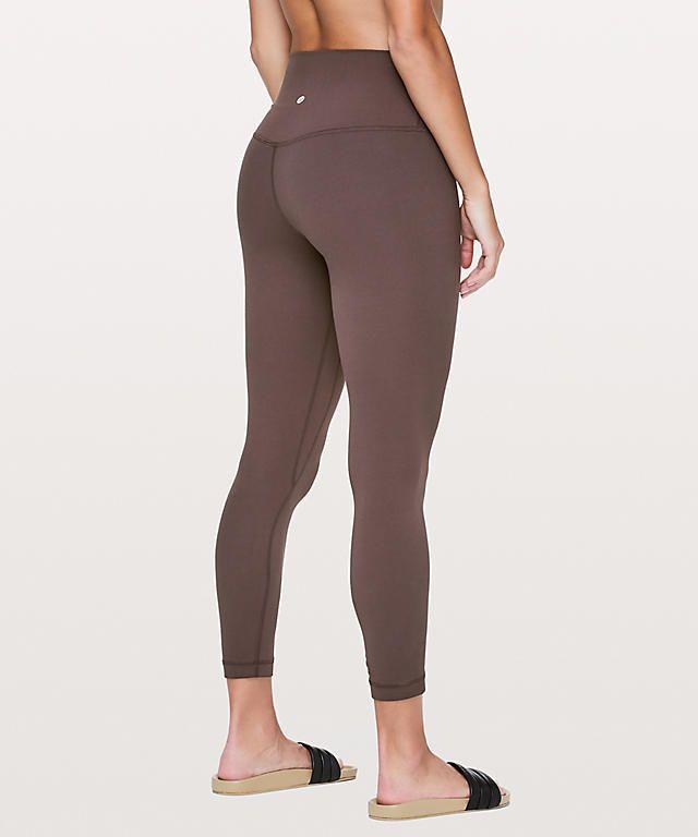 275786e69dda6 Lululemon Align Pant II 25   Wellround Shoot   Yoga pants, Pants ...