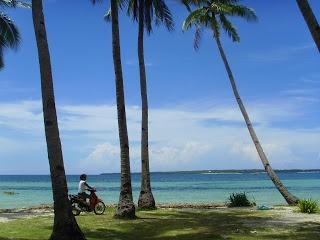 Einer der weniger bekannten Strände ist der Alice Beach von Bantayan wo eigentlich fast nur Einheimische wohnen. Wer am Strand Muscheln sammeln will ist dort richtig