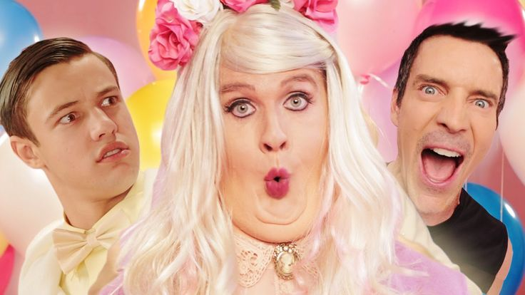 """This is funny and there is also truth to it.   Meghan Trainor - """"All About That Bass"""" PARODY"""