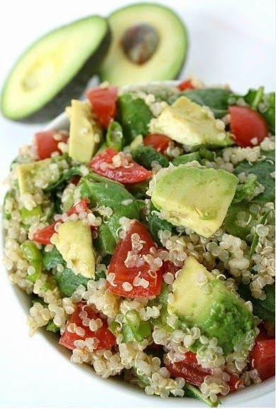 Summer Salads #recipes #mifibi #yummy