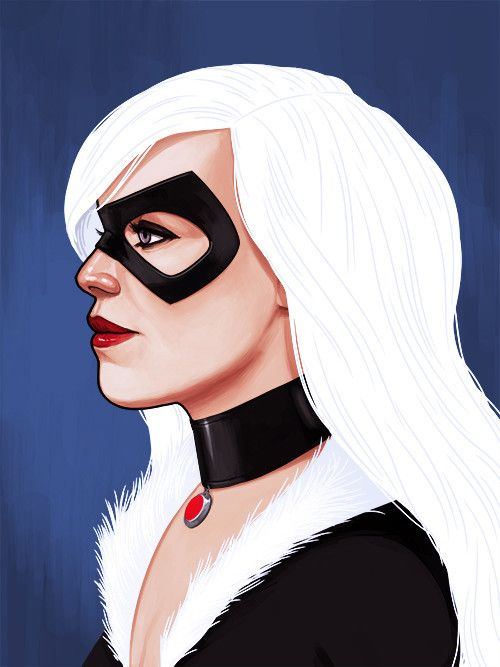 Black Cat – Mondo - Mike Mitchell