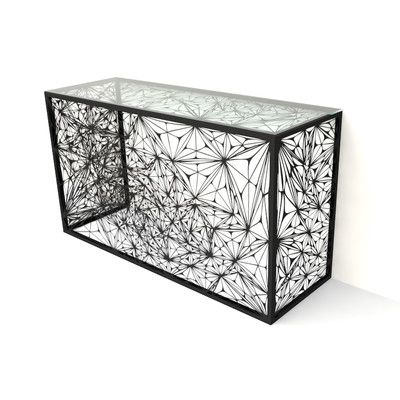 Arktura Nebula Console Table   AllModern
