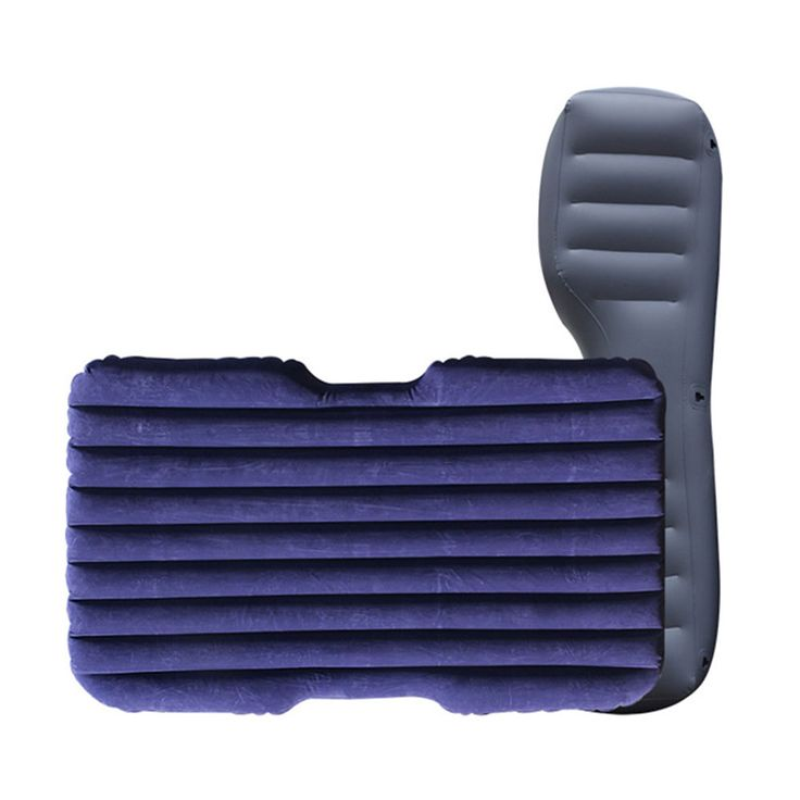 Aufblasbar Luftmatratze Auto Bett Camping Bett -Gästebett Isomatte Reisebett