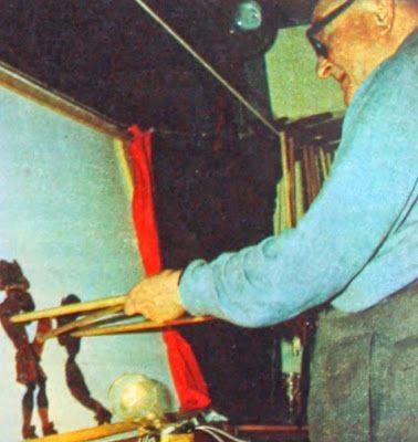 Karagöz & Hacivat'çı Mazhar Gençkurt 1968