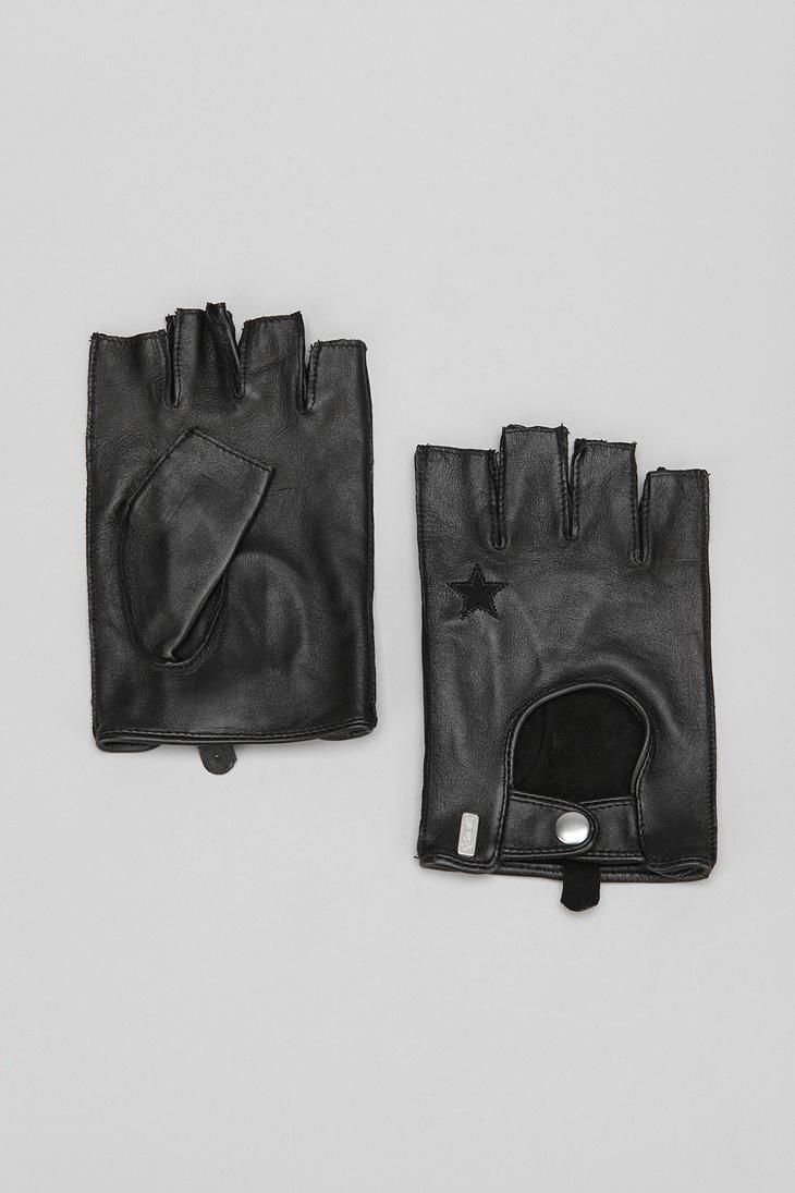 Shorty leather driving gloves fingerless - Find This Pin And More On Gloves And Mittens Shop Schott Fingerless Leather