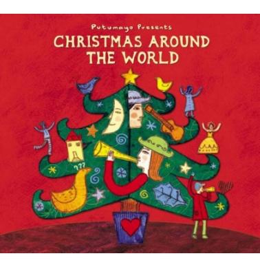 Putumayo Kids Christmas Around the World CD με Παιδικά Τραγούδια για τα Χριστούγεννα