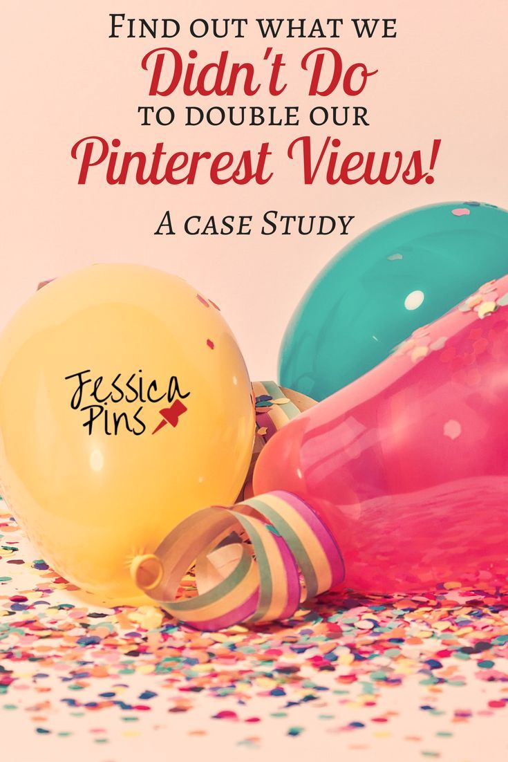 How to Double Your Pinterest Views: A Pinterest Case Study