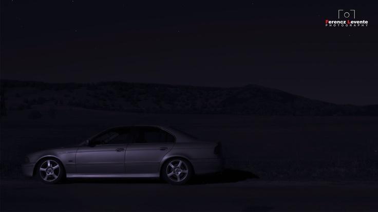 BMW 525 Lowered
