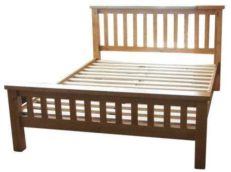 Antique 4'6 Bed http://solidwoodfurniture.co/product-details-pine-furnitures-2570-antique-bed-.html