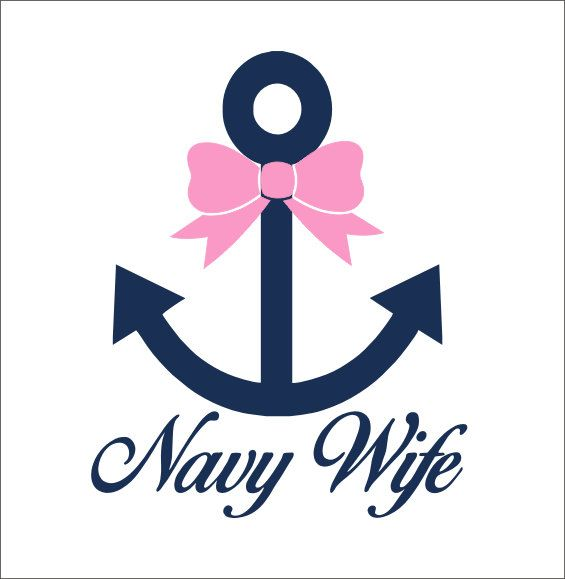 Best Wife Decals Images On Pinterest - Anchor custom vinyl decals for car