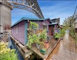 Check out the latest in Seattle floating homes for sale