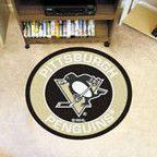 NHL - Pittsburgh Penguins Roundel Mat