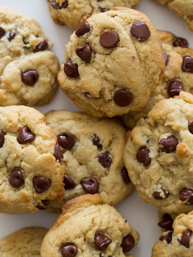 Chocolate Chip Cookie recipe   Spoon Fork Bacon