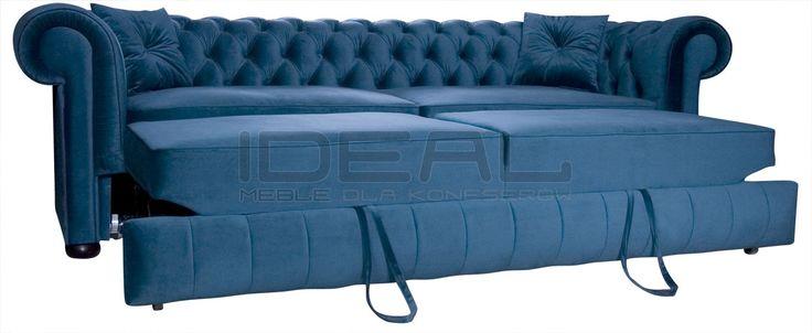 niebieska sofa chesterfield, blue chesterfield, pluszowa sofa chesterfield, velvet chesterfield, styl angielski, fotel chesterfield, armchair   niebieski, błękitny, lazurowa, indygo, turkusowa, navy, Sofa, granatowa  sofa_chesterfield_march_rem_relax_IMG_3771.jpg (1200×493)