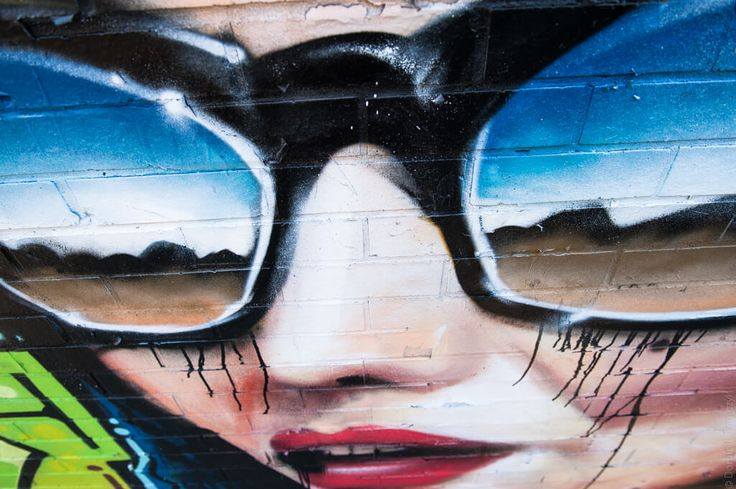 Travel, London, UK, graffiti