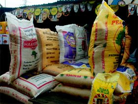 Price of rice will drop next month - FG   The Federal Government on Monday declared that the price of rice would start to fall from November this year. It stated that more Nigerians had returned to their various farms adding that at the next harvesting season next month the price of rice would start to crash. This came as the government said that the delay in the approval of the 2016 budget had made it impossible to implement the capital expenditure in the agricultural sector. The Minister…