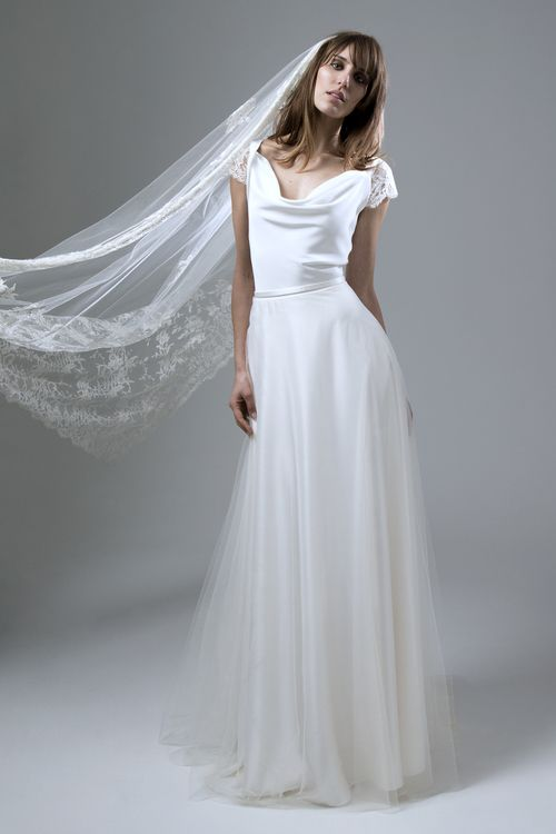 226 best Dreamy images on Pinterest   Short wedding gowns, Wedding ...