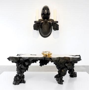 Rock Table by Studio Job