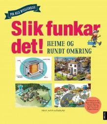 Slik funkar det! av Mats Wänblad (Innbundet)